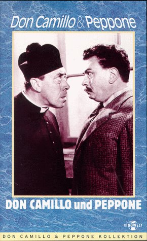 Don Camillo und Peppone [VHS]