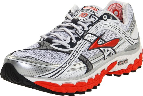 Brooks Women's Trance 10 W White/Pavement/Grnad/Anthr/Silver/Black Trainer 1200811B186 3 UK, 5 US