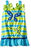 Youngland Girls 2-6X Sleeveless Stripe Sundress