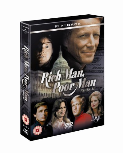 Rich Man, Poor Man: Book Two, Chapters 1-21 (Box Set) [DVD]