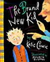 The Brand New Kid   [BRAND NEW KID] [Hardcover]