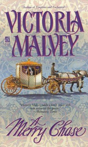 A Merry Chase (Sonnet Books), VICTORIA MALVEY