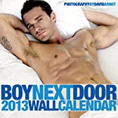 Boy Next Door 2013 Calendar