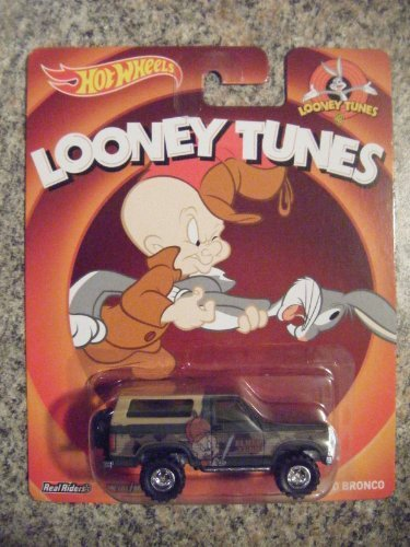 hot-wheels-looney-tunes-elmer-fudd-85-ford-bronco-by-hot-wheels