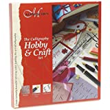 Manuscript Hobby and Craft Calligraphy Set