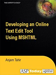 Developing an Online Text Edit Tool Using MSHTML