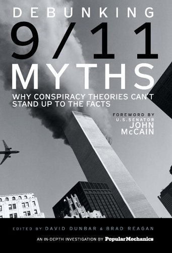 Cover of Debunking 9/11 Myths: Why Conspiracy Theories Can't Stand Up to the Facts