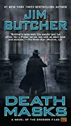 Death Masks: Book Five of The Dresden Files by Jim Butcher cover image
