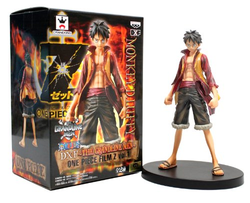 ONE PIECE ワンピース DXF シリーズ THE GRANDLINE MEN FILM Z Vol.1 ルフィ
