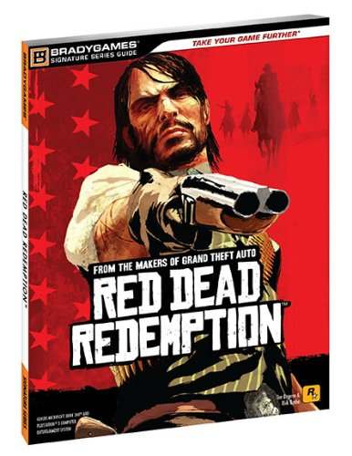 Red Dead Redemption Signature Series Strategy Guide (Bradygames Signature Series)