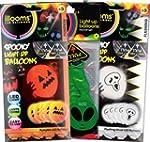 Halloween Light Up Balloons - illoom(...