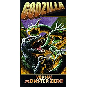 Godzilla Vs Monster Zero [Import]: Amazon.ca: Video