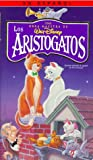 Los Aristogatos (The Aristocats) [VHS]