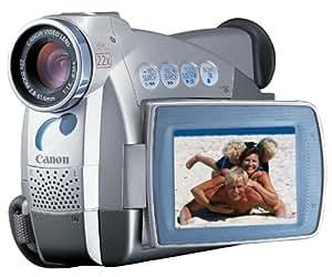 "Canon ZR50MC MiniDV Digital Camcorder with 2.5"" LCD, Digital Still Mode & MMC Card Slot"