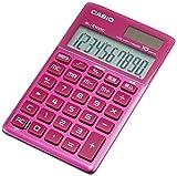 カシオ デザイン電卓 手帳タイプ 10桁 SL-Z1000PK-N ピンク