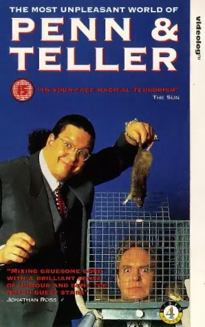 penn-and-teller-the-most-unpleasant-world-of-1994-vhs