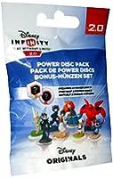 Disney Infinity 2.0 - Pack de 2 Power Discs