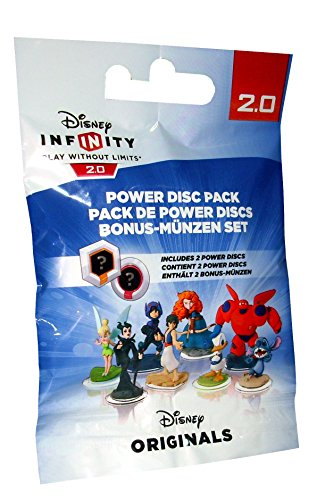 Disney Infinity 2.0 – Pack de 2 Power Discs