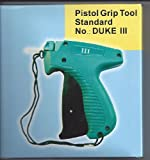 AUTHENTIC DUKE 605S Price Label Tagging Gun+needle&1000 Free Barbs