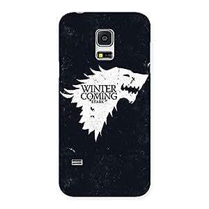 Winter Comes Back Case Cover for Galaxy S5 Mini