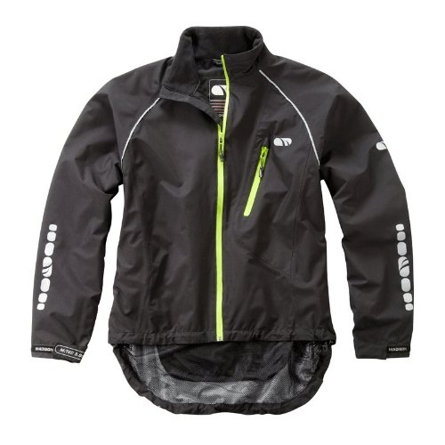Madison Prime II Jacket, Black, Small