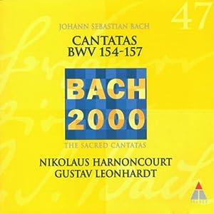 Bach 2000 (Kantaten BWV 154-157)