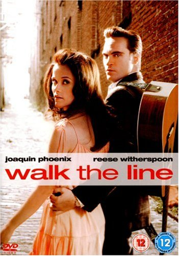 Walk the Line [DVD] (2005)