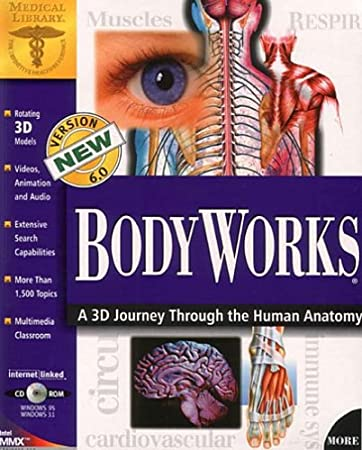 Medical Library Body Works Version 6.0