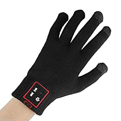 Mobilegear Talk Through Hand Wireless Gloves Shape Bluetooth Headset