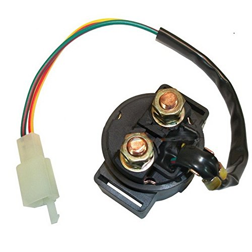 Starter Relay Solenoid electrical Parts 1PC Fit For Polaris ATV Ranger RZR 170 2009 2010