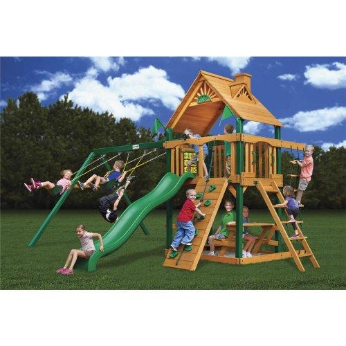 Gorilla Blue Ridge Chateau II Playset