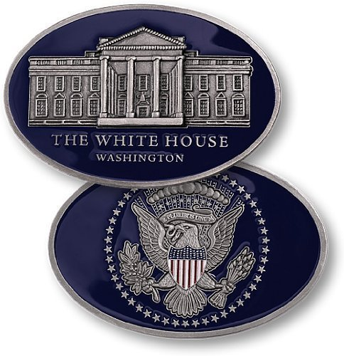 The White House Challenge Coin