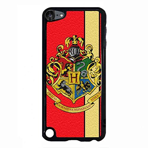 Marauder S Map, Apple iPod Touch 5th Hogwarts Logo TPU per cellulare/cellulare, Harry Potter logo cellulare silicone Case per Apple iPod Touch 5th, miglior regalo per ragazze