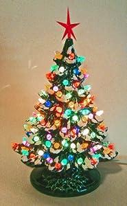 Amazon.com: Christmas Decoration - Lighted Christmas Tree ...