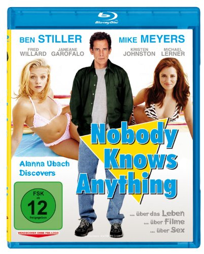 Nobody Knows Anything! [Blu-ray]