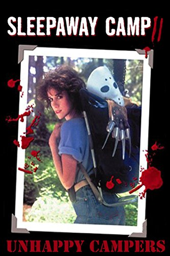 Sleepaway Camp II: Unhappy Campers (Sleepaway Camp Ii compare prices)