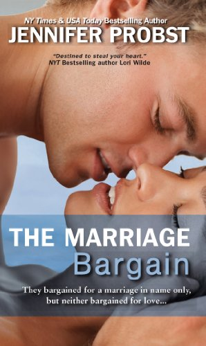 Book review the marriage bargain by jennifer probst maryses related posts fandeluxe Choice Image