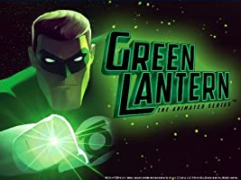 Green Lantern: The Animated Series: The Complete First Season [HD]