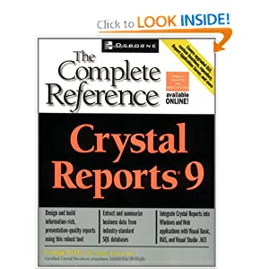 Download Crystal Reports(R) 9: The Complete Reference (Osborne