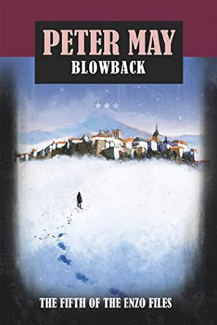book cover of Blowback