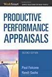 img - for By Paul Falcone - Productive Performance Appraisals: 2nd (second) Edition book / textbook / text book