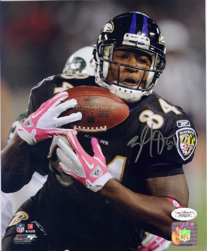 Baltimore Ravens Ed Dickson Signed Auto Autograph 16X20 Photo Jsa Coa Football
