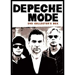 Depeche Mode - DVD Collector's Box