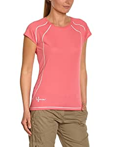 Lafuma LD Access T-Shirt technique Femme Absolut Rose FR : S (Taille Fabricant : S)