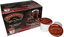 Door County Coffee Sinful Delight, 12 Single Serve Cups