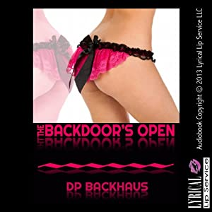 The Backdoor's Open Audiobook