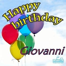 Amazon.com: Happy Birthday to You (Birthday Giovanni): Michael