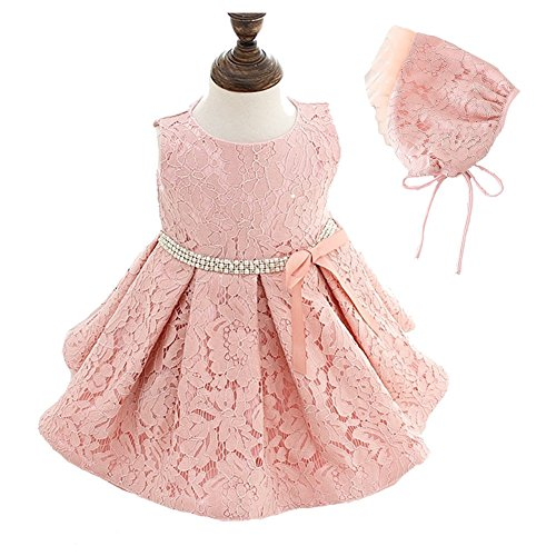 Moon Kitty Baby Girls Dresses Pageant Formal Lace Dress