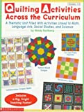 img - for Quilting Activities Across the Curriculum (Grades 1-3) by Wendy Buchberg (1999-01-01) book / textbook / text book