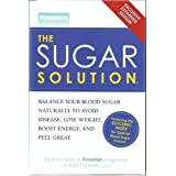 Prevention's The Sugar Solution (Exclusive Expanded Edition) ~ Ann Fittante